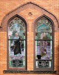 Image for Christian Church Windows - Millersburg, OH