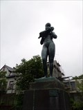 Image for First sculpture by a woman erected in Reykjavik  -  Reykjavik, Iceland
