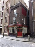 Image for Captain Kidd's (First) Hanging - Town of Ramsgate Pub, Wapping High Street, London, UK