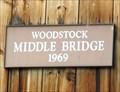 Image for Middle Bridge - 1969 - Woodstock, VT