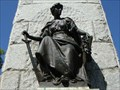 Image for Minnesota Memorial Statue of Peace - Vicksburg, MS, USA