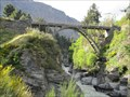Image for Edith Cavell Bridge - Arthur's Point, New Zealand