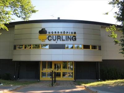 Norrköping Curling Club Entrance, Norrköping, Sweden