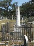 Image for McRae - St. Michael's Cemetery - Pensacola, FL