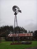Image for Frogpond Llamas and Siri Alpacas Windmill - Wilsonville, OR