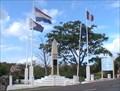 Image for Saint Martin/St. Maarten Border Obelisk - St. Martin Island