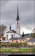 Image for Church of St. Bartholomew / Kostel Sv. Bartolomeje - Frymburk (South Bohemia)