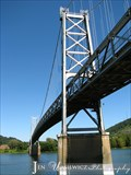 Image for Fort Steuben Bridge - Steubenville, OH