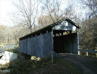 Teegarden-Centennial Covered Bridge