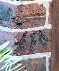 Image for Cut Bench Mark - Henley Close, Rotherhithe, London, UK
