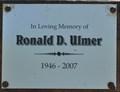 Image for Ronald D. Ulmer ~ Bismarck, North Dakota