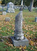 Image for David S. Adams - Greenwich Cemetery - Greenwich, NY