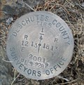 Image for T16S R12E S13 R13E S18 1/4 COR - Deschutes County, OR