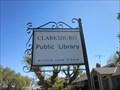 Image for Clarksburg Library - Clarksburg, CA