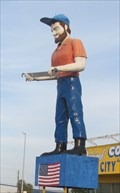 Image for Complete Auto Muffler Man - Tampa, FL