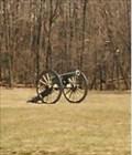 Image for 12 pound Napoleon - Gun # 372 - Pea Ridge National Battlefield, AR