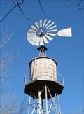 Image for Aermotor Windmill - Jordan - Bowles House - Grand Prairie, TX