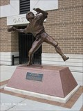 Image for Doug Flutie, Quarterback, Alumni Stadium, Boston College - Boston, MA
