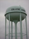 Image for Water Tower - College Corner, Ohio
