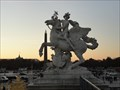 Image for Mercury Astride Pegasus  -  Paris, France
