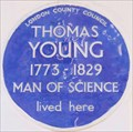 Image for Thomas Young - Welbeck Street, London, UK