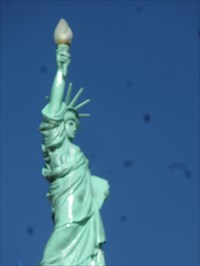 Statue of Liberty - Orlando, FL.