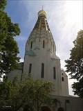 Image for Russische Gedächtniskirche (Russisch Orthodoxe Kirche des Moskauer Patriarchats), Leipzig, Sachsen, Germany