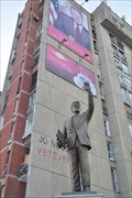 Image for Bill Clinton, Pristina