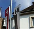 Image for Municipal Flag - Brugg, AG, Switzerland