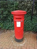 Image for Victorian Post Box - Pembroke, Chatham, Kent, UK