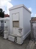 Image for Michel Mathieu De Blanc - St. Louis Cemetery #1 - New Orleans, LA