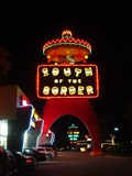 Image for The Big Man - South of the Border  -  Dillon, SC