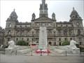 Image for The Cenotaph - Glasgow, Scotland