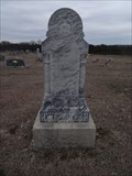 Image for C. W. Horschler - Joplin Fairview Cemetery - Joplin, TX