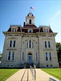Image for Chase County Courthouse - Cottonwood Falls, Kansas