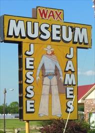 Jesse James Museum - Route 66 - Stanton, MO