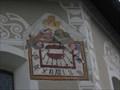 Image for Pfarrkirche St. Nikolaus Sundial - Lech, Austria