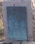 Image for DAR marker -- L&C Independence Creek Historic Site nr Atchison KS