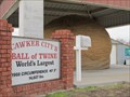 Image for WORLD'S LARGEST Ball of Sisal Twine -- Cawker City KS