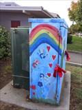Image for Rainbow and Handprints - Petaluma, CA