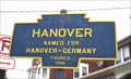 Image for Blue Plaque: Hanover