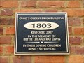 Image for Oldest - Brick Building in Ohio - Lisbon, Ohio