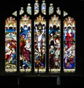 Image for East Window, St Peters Church, Conisbrough, Doncaster, UK.