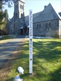 Image for First Congregational Church Peace Pole - Amherst, MA