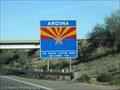 Image for I-40 CA/AZ Border - Topock, AZ