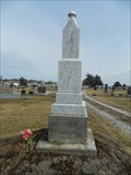 Image for O. H.Wood Relief Corps Memorial - Rose Hill Cemetery - Brookfield