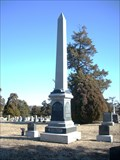 Image for Stout Monument - Evergreen Cemetery - Ft Scott, Ks