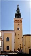 Image for Kostel Nananebevzetí Panny Marie / Church of Assumption of Virgin Mary - Nový Jicín (North Moravia)