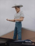 Image for Muffler Man - Cowboy - Peerless Park, Missouri