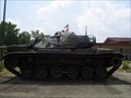 Image for M-60 Main Battle Tank, Huntingdon, TN